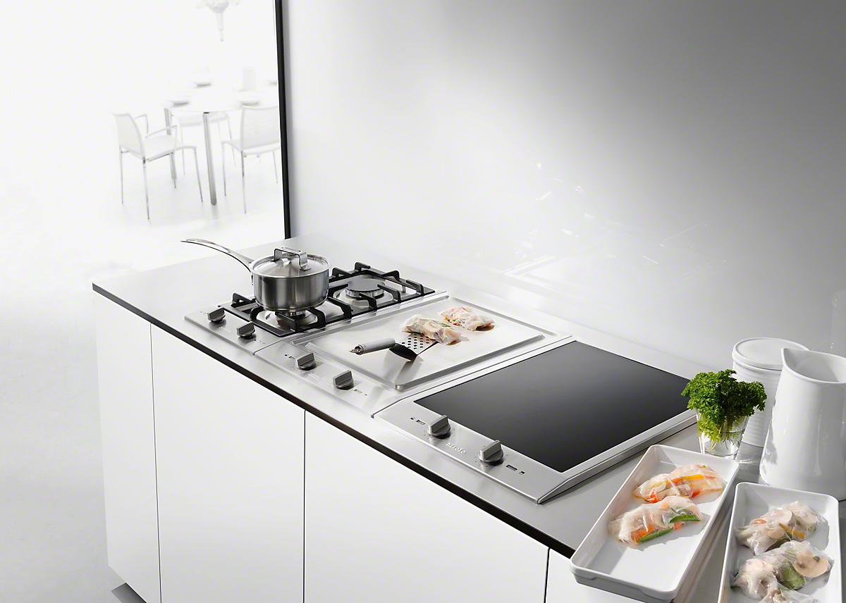 "Miele 12"" LP Double Burner"
