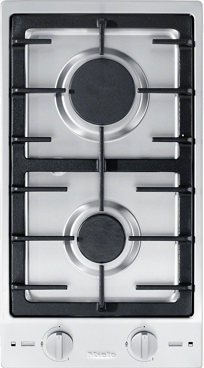 "Miele 12"" Gas Double Burner"