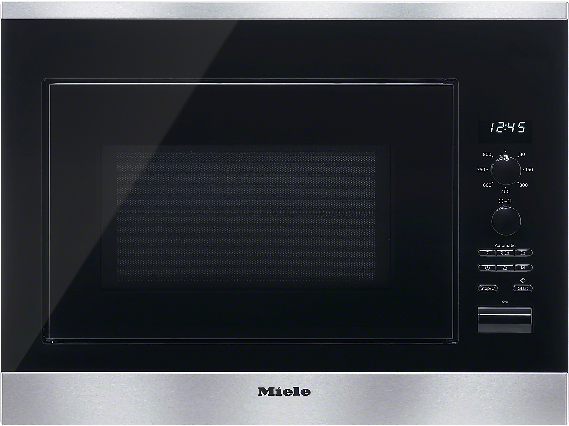 Built-in microwave ovenwith automatic programs for perfect results.