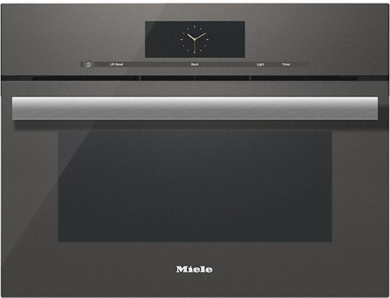 Miele Steam oven with full-fledged oven function and XL cavity