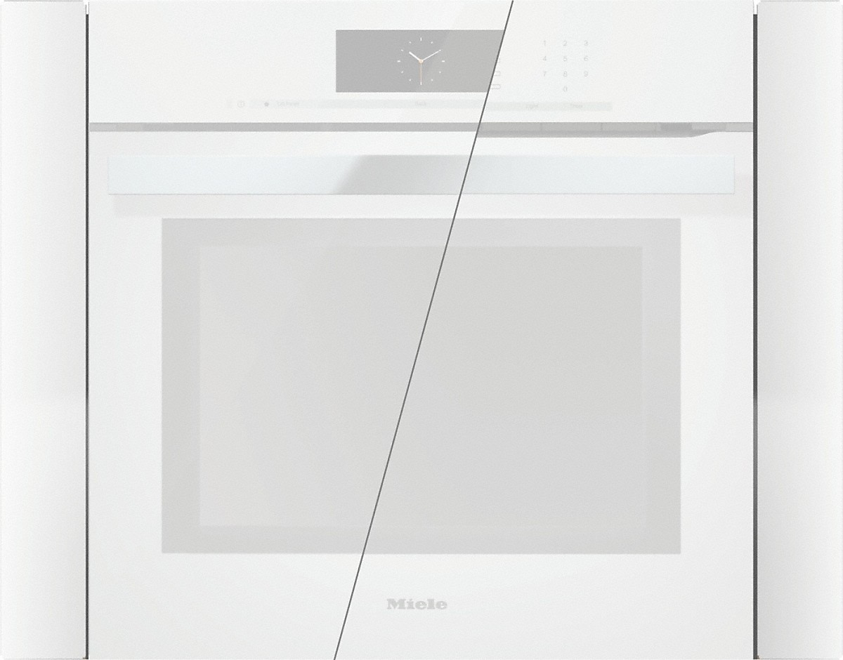 "Miele Trim kit for 30"" niche for installation of a convection oven/combi-steam oven 24"" width x 24"" height"
