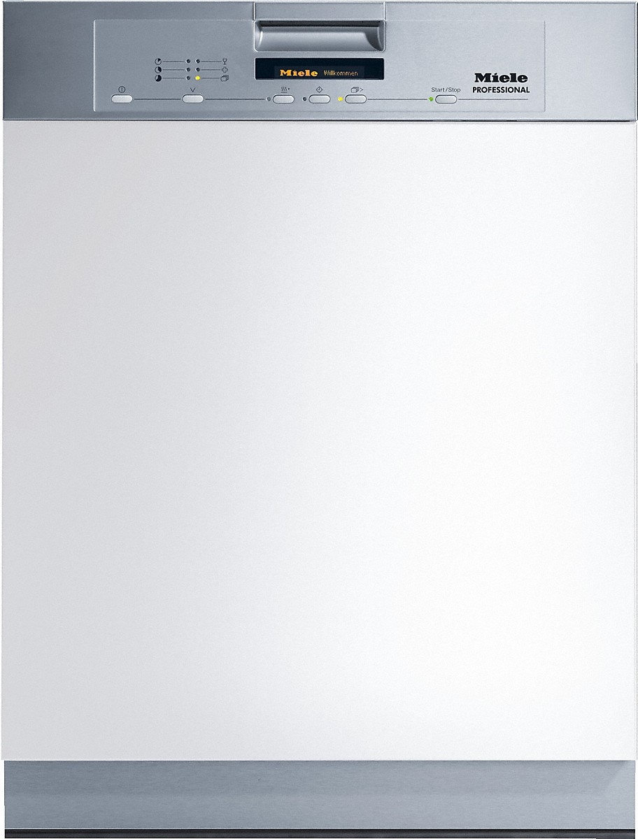 Miele PG8080iCOM2 Integrated dishwasher for  office kitchens, tea rooms and utility areas.
