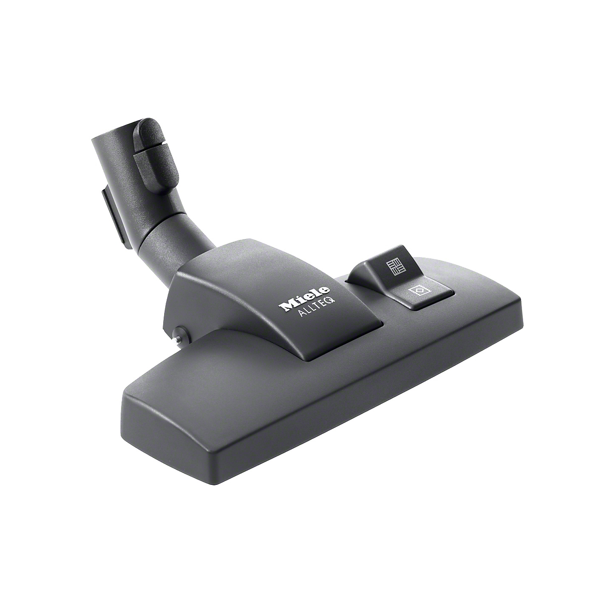 AllTeQ - floorheadfor vacuuming hard floors and carpets thanks to the retractable bristle strip.