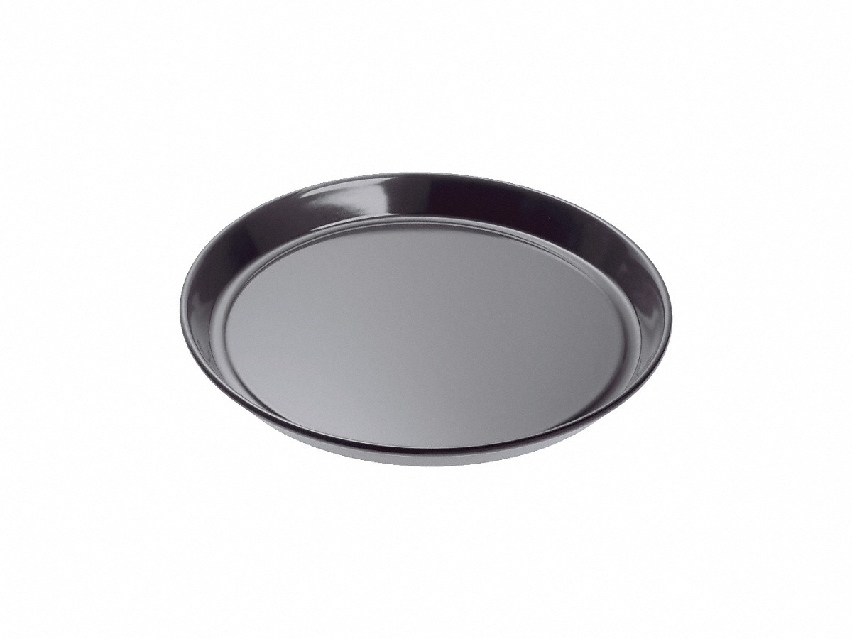 Miele Round baking traywith PerfectClean finish.
