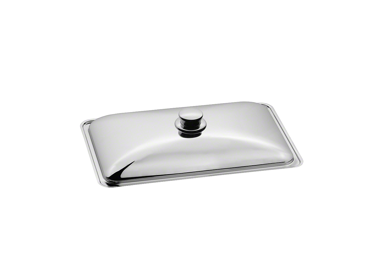 Miele Gourmet casserole dish lidFor Miele HUB 61-22, 62-22, 5000 M and 5001 M gourmet oven dishes.