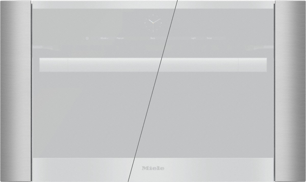 "Miele Trim kit for 30"" nichefor installation of a speed oven/steam oven with 24"" width x 18"" height"