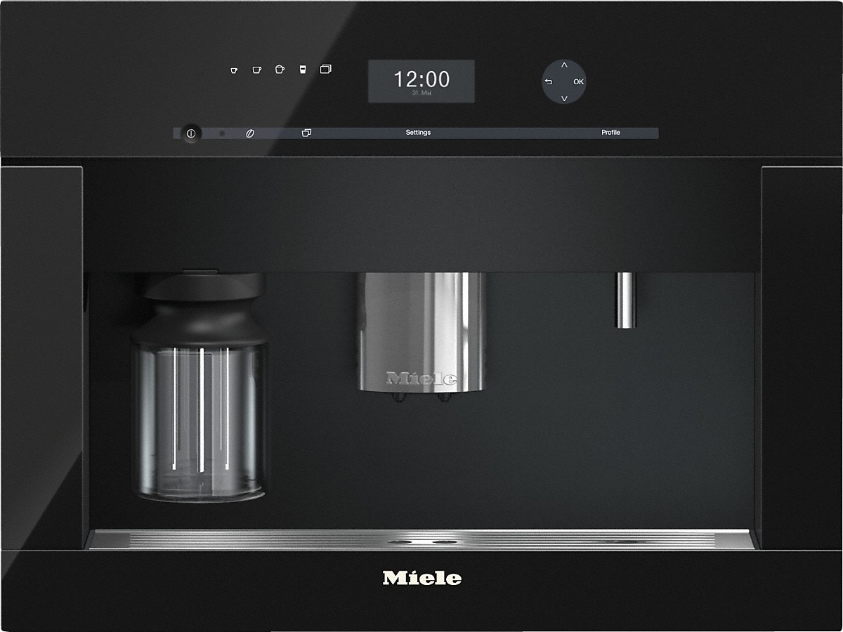 Miele CVA 6401 Bl Built-in coffee machine