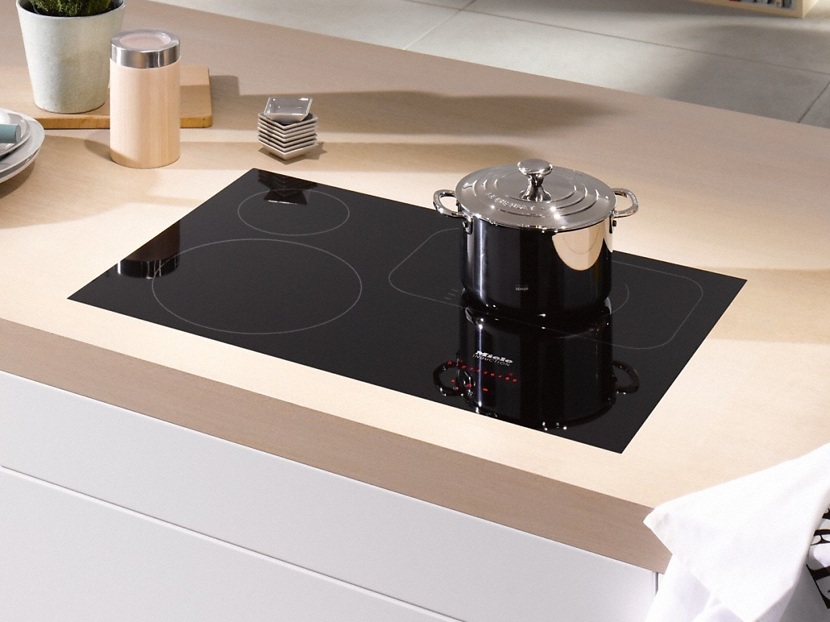 Model: 26636562USA | Miele Induction cooktop with touch controls with