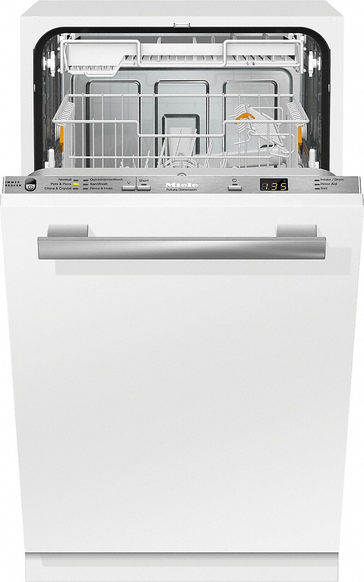 G4780SCVi Fully integrated dishwashers with hidden controls