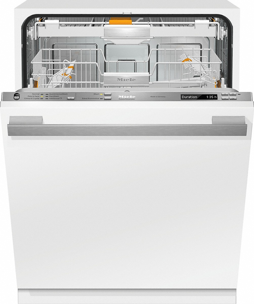 G6785SCVi Fully-integrated, full-size dishwasher with hidden control panel,