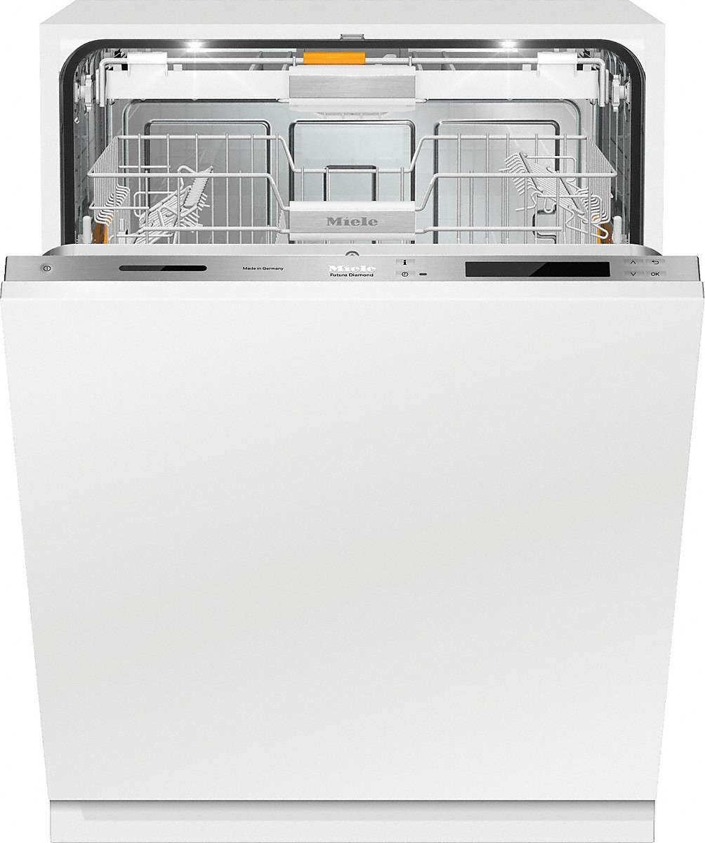 Miele G6987SCVi Fully-integrated, full-size dishwasher with hidden control panel
