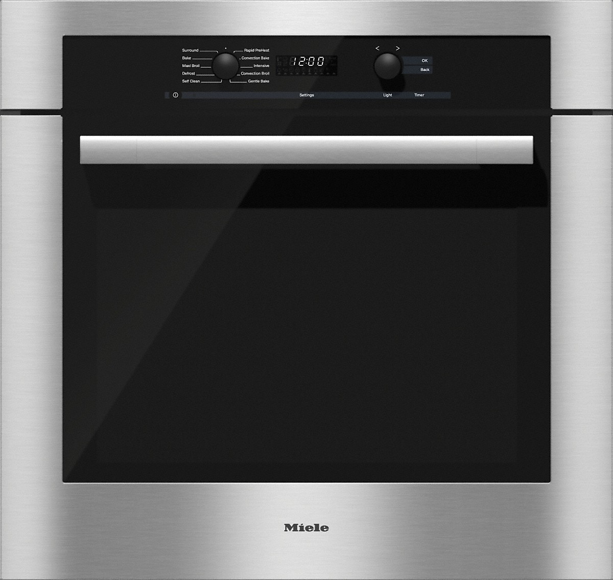 "Miele 30"" Direct Select Convection Oven, ContourLine"