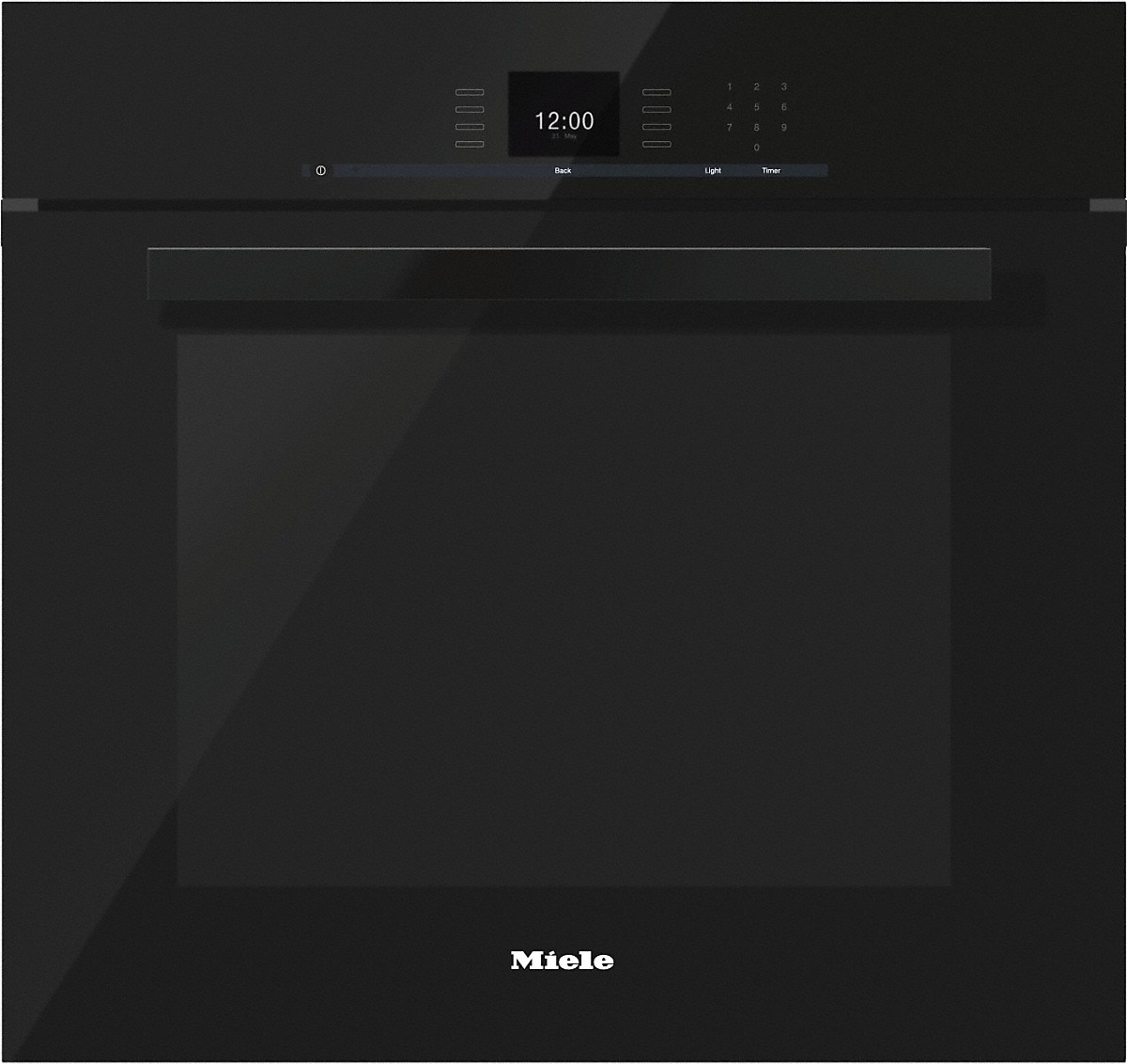 "Miele 30"" SensorTronic Convection Oven"