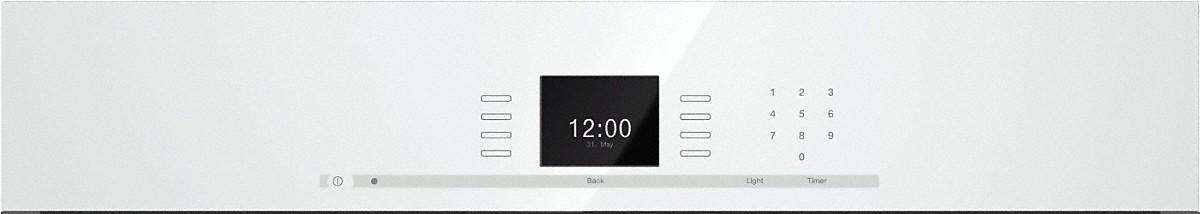 "Model: 22668013USA | Miele 30"" SensorTronic Convection Oven"