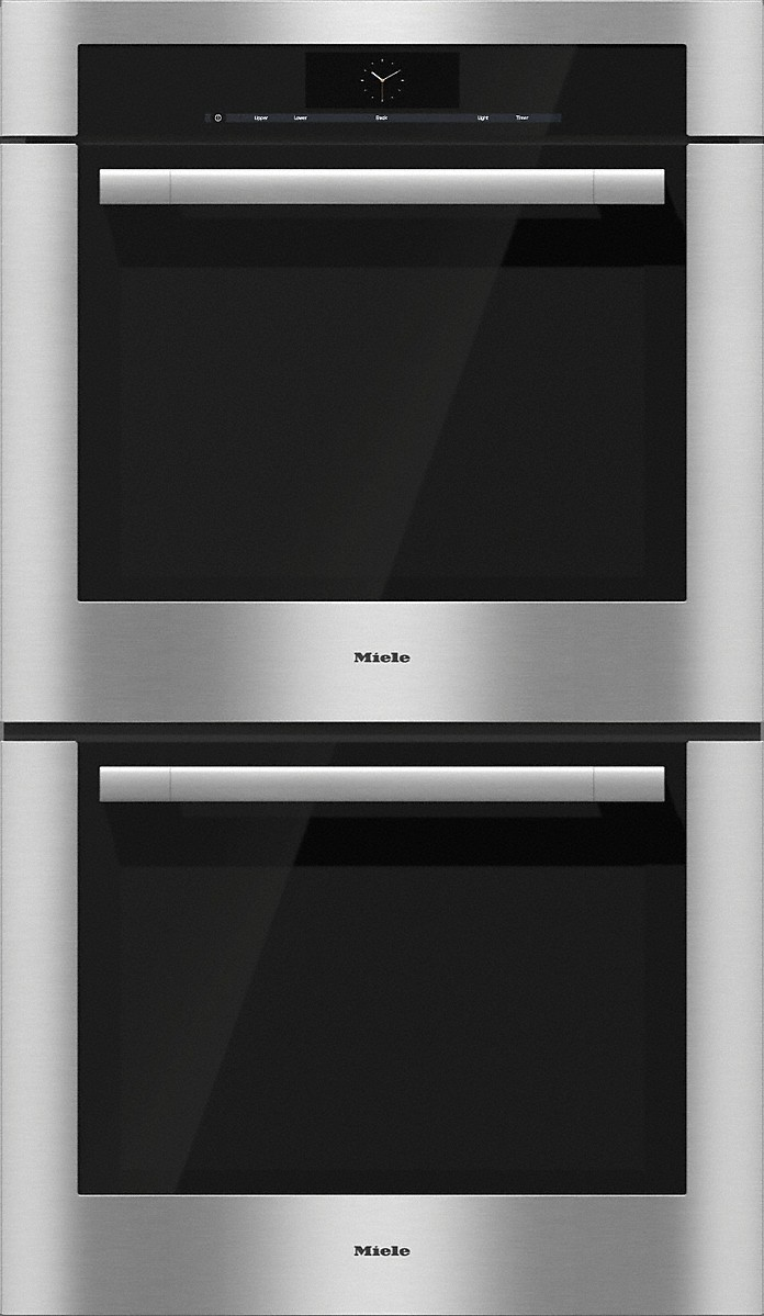 Miele 30 Inch Double Wall Oven              H 6780-2 BP2