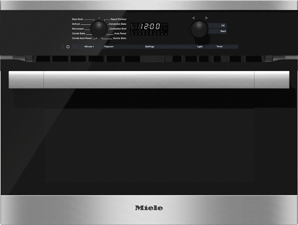 Miele 60cm Direct Select ContourLine Speed Oven