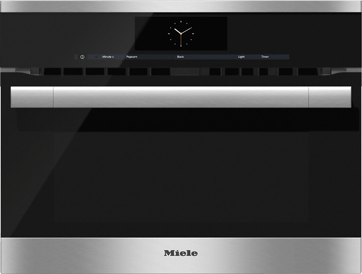 Miele 60cm M-Touch ContourLine Speed Oven