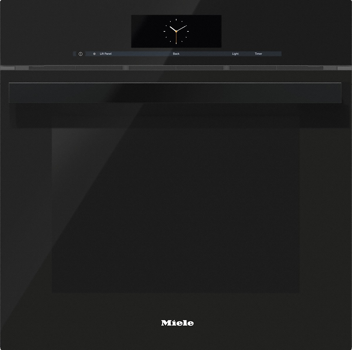 Miele Steam oven with full-fledged oven function and XXL cavity combines two cooking techniques