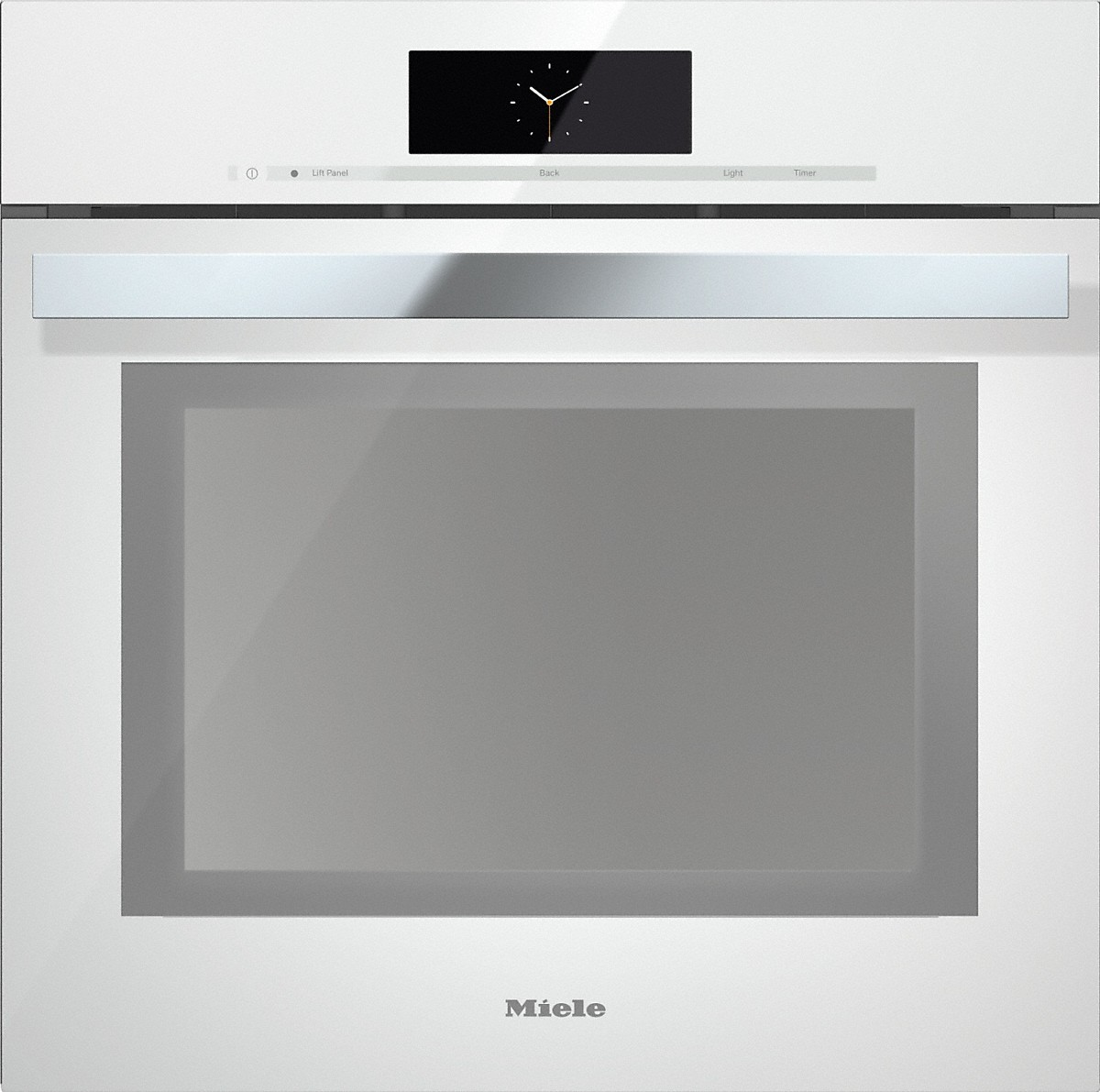 Steam oven with full-fledged oven function and XXL cavity  combines two cooking techniques - steam and convection