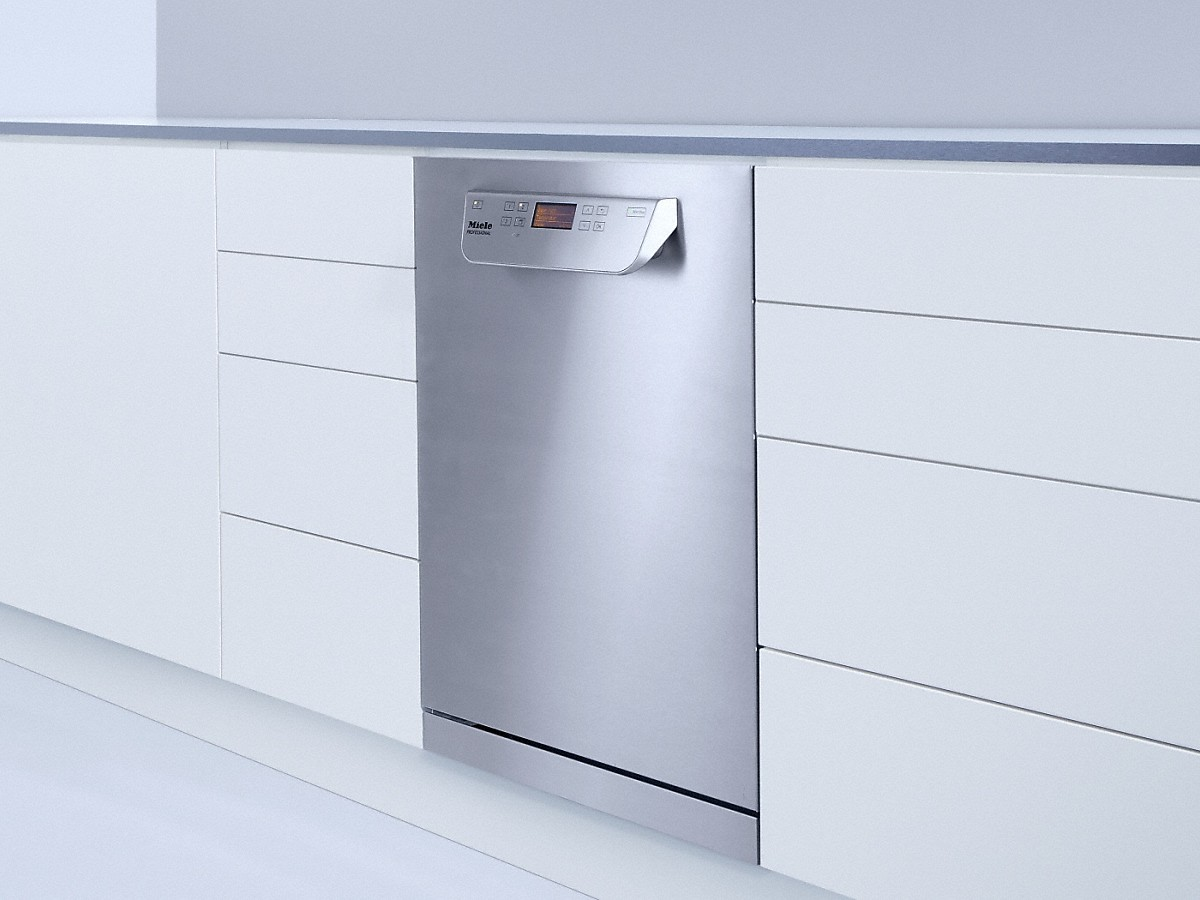 Model: 61805655USA | PG8056U2 Built-under fresh-water dishwasher With baskets