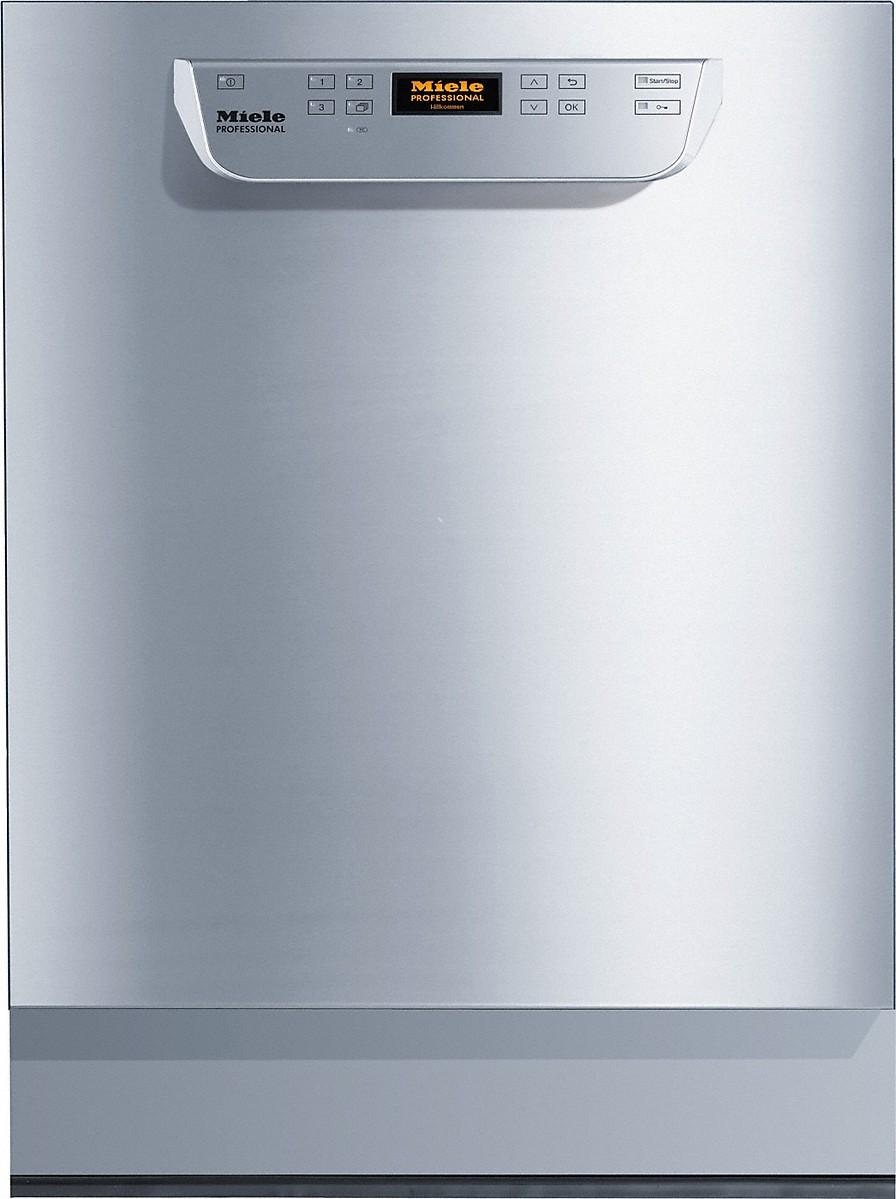 Built-under fresh-water dishwasherNSF/ANSI 3 certified for sanitization. Industrial Use only.