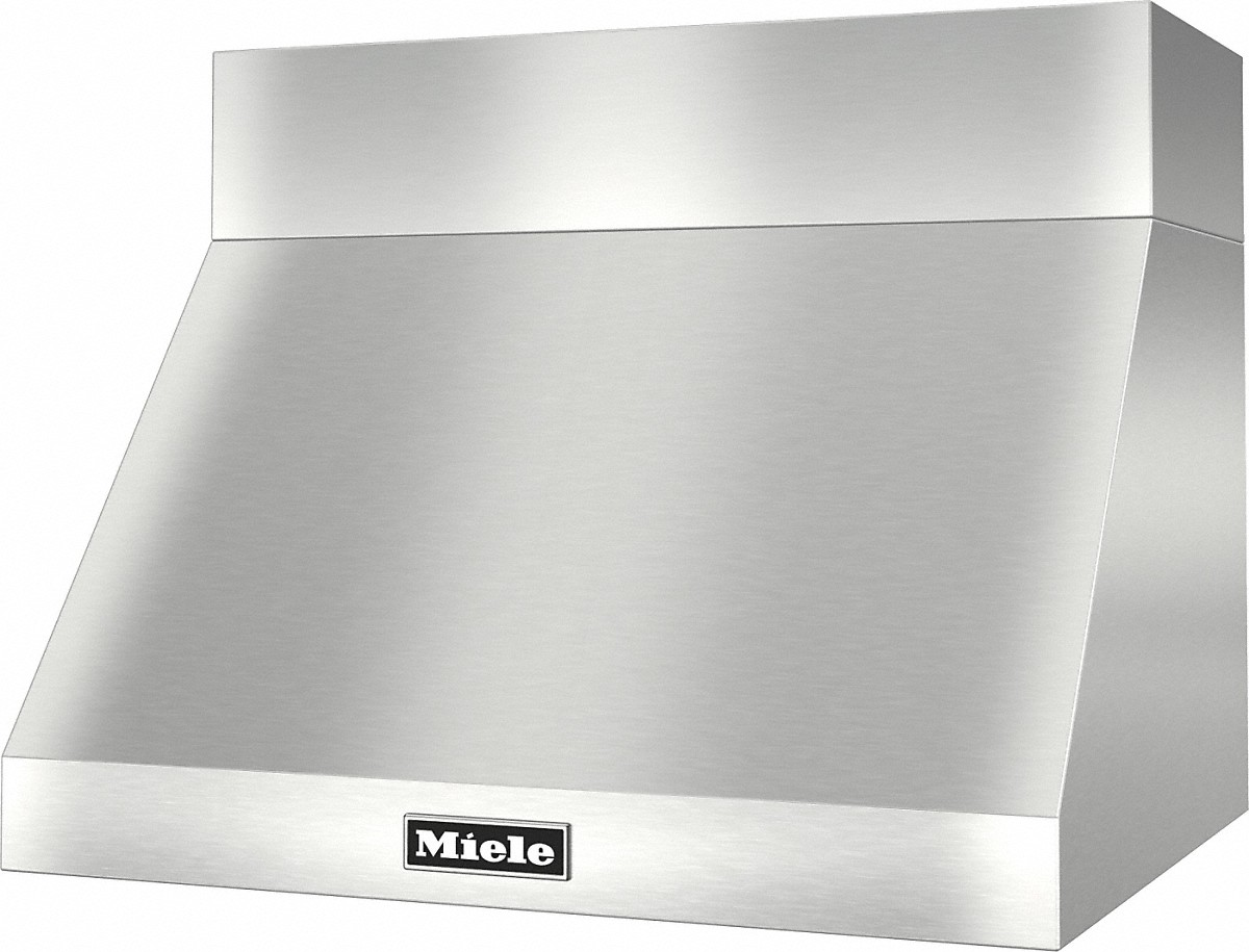 Wall ventilation hoodfor perfect combination with RangeCookers and RangeTops
