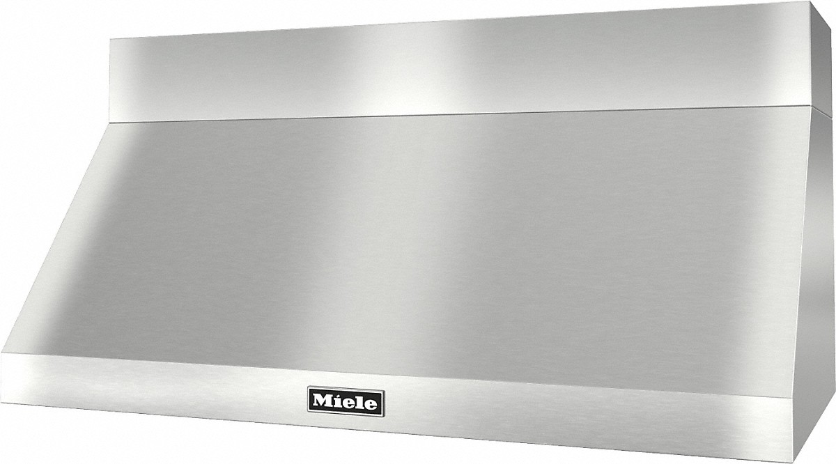 Miele Wall ventilation hoodfor perfect combination with RangeCookers and RangeTops.