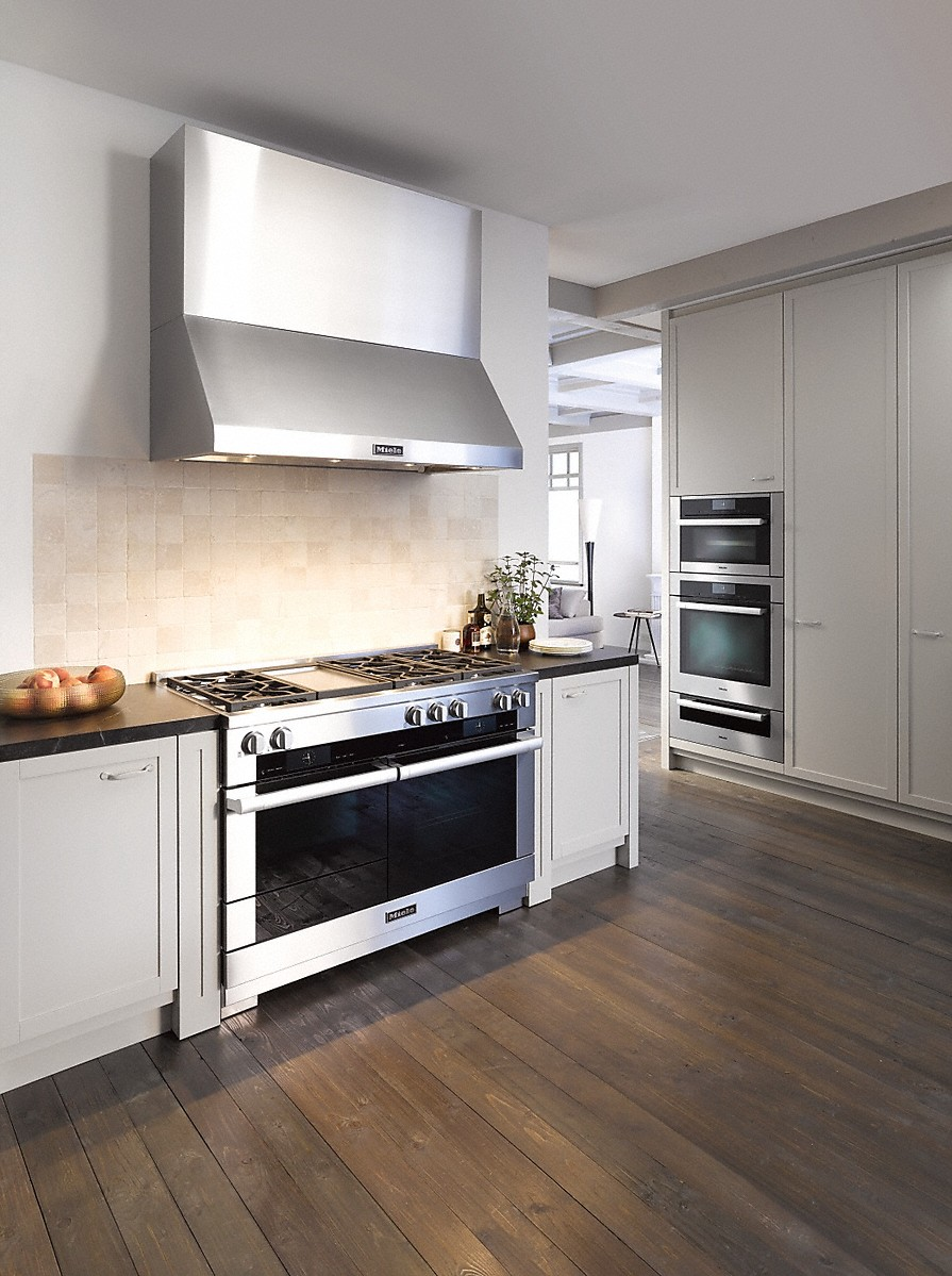 Model: 28125050USA   Miele Wall ventilation hoodfor perfect combination with RangeCookers and RangeTops.