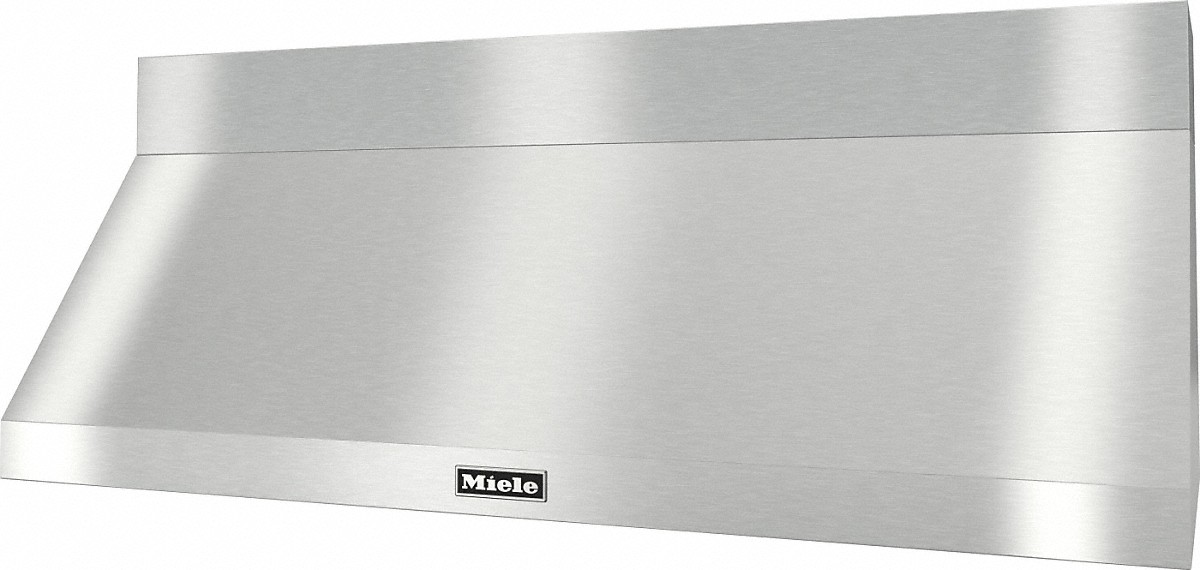 Miele Wall ventilation hoodfor perfect combination with RangeCookers and RangeTops