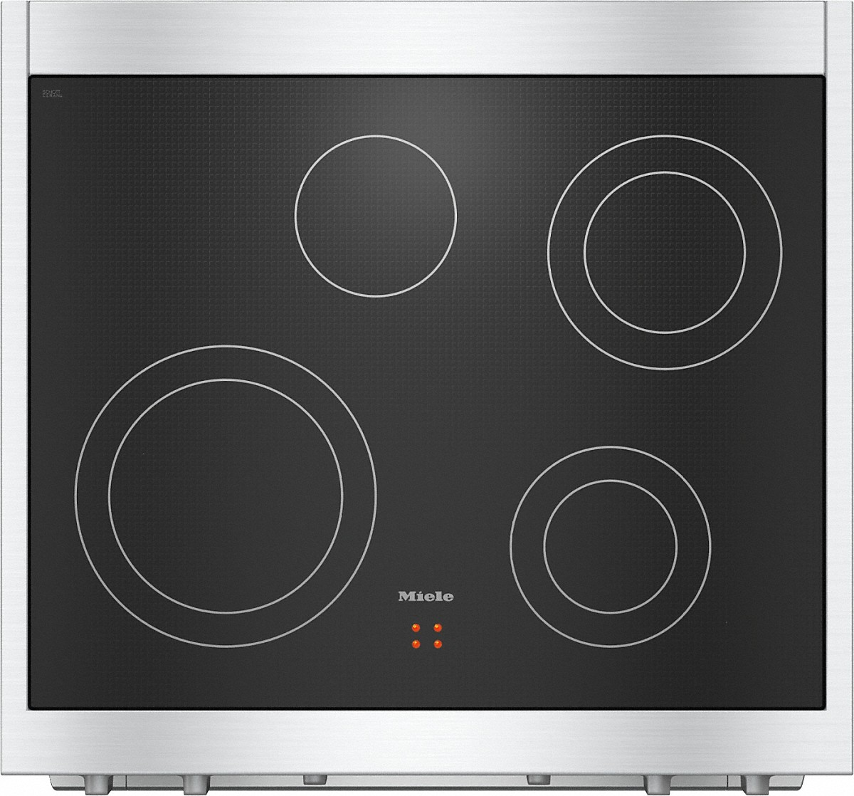 30 inch range Electric with DirectSelect controls and TwinPower convection fans