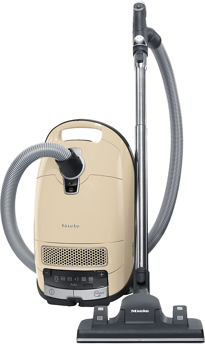 Miele canister vacuum cleaners with HEPA filter for the greatest Filtration demands