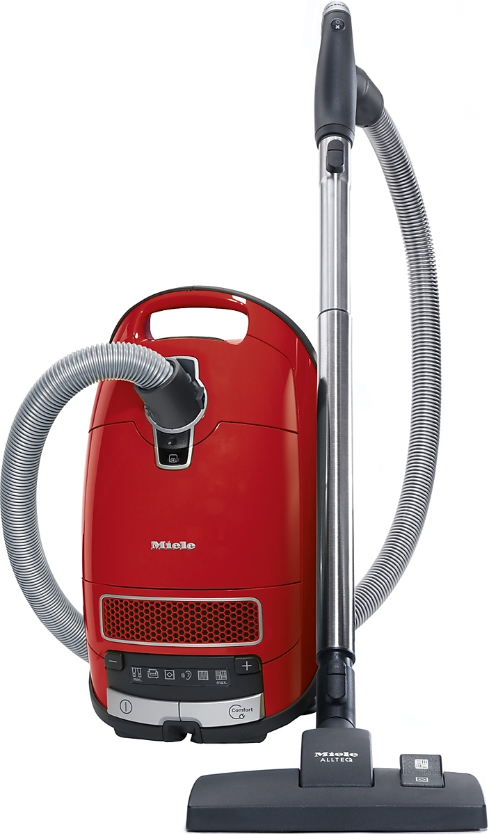 Miele canister vacuum cleanerswith HEPA filter for the greatest Filtration demands.