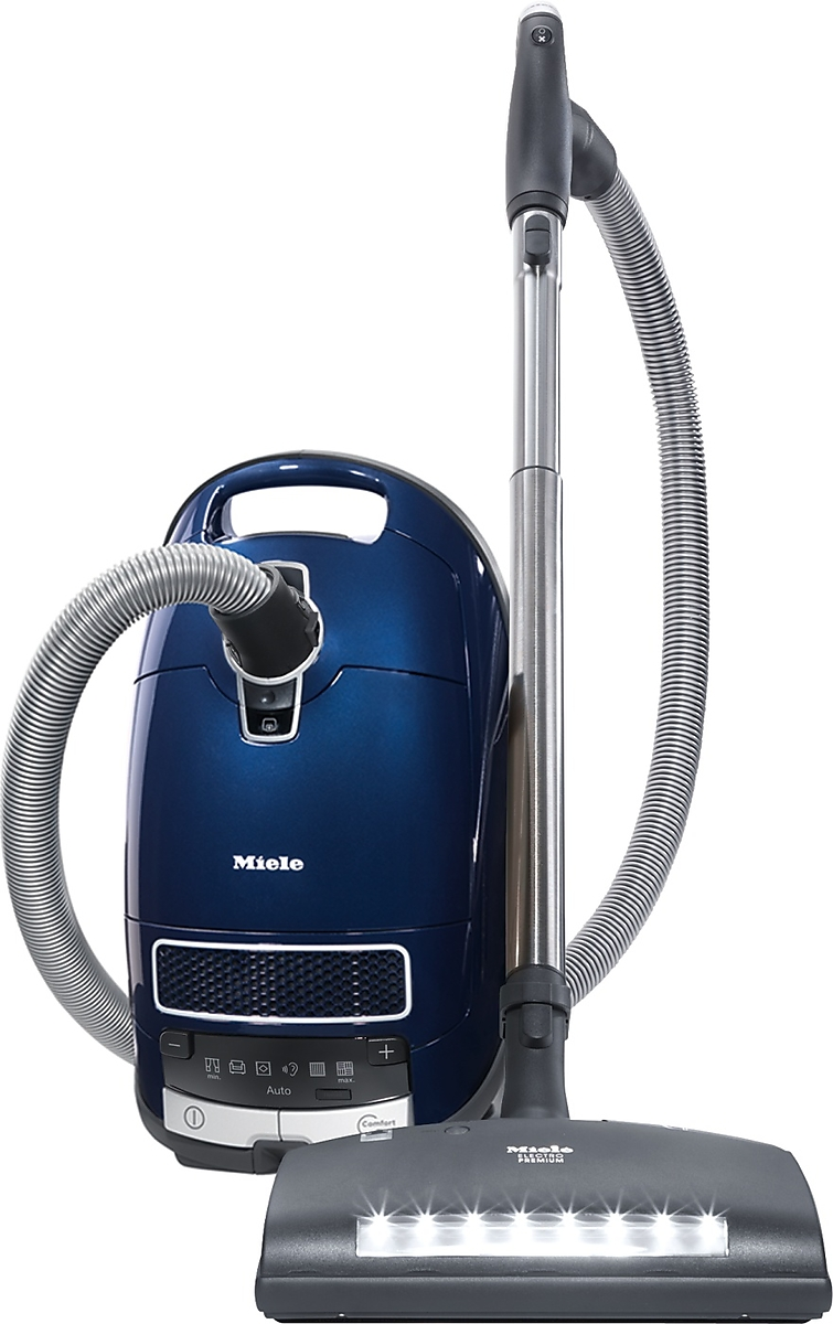 Model: Complete C3 Marin PowerLine - SGJE0 | canister vacuum cleaners with electrobrush for thorough cleaning of heavy-duty carpeting.