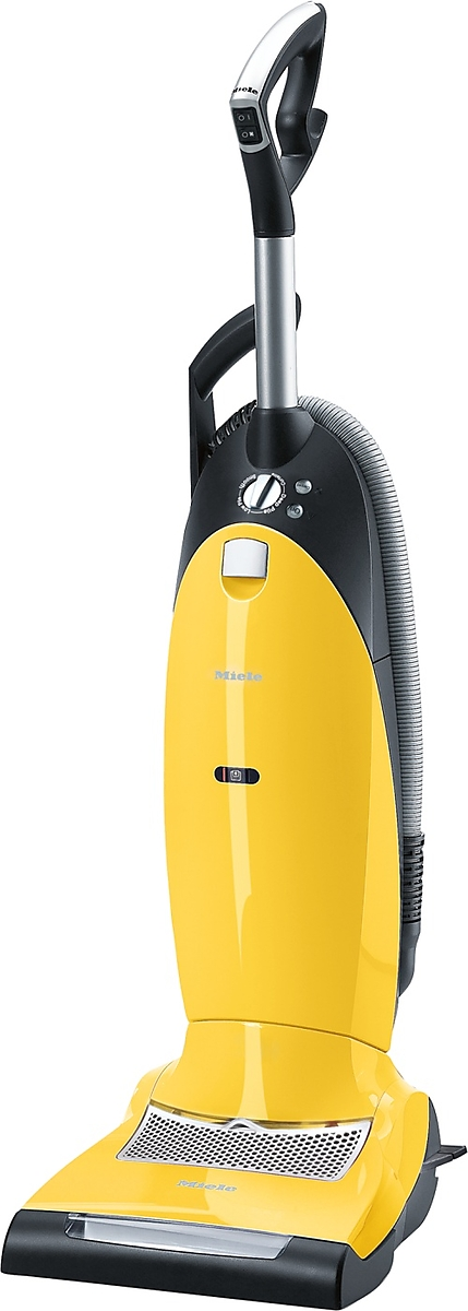 Miele Upright vacuum cleaners with integrated electrobrush and LED lighting for the highest standards.