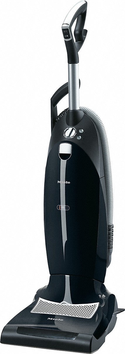 Miele Upright vacuum cleaners with handle controls and electrobrush for the greatest demands.