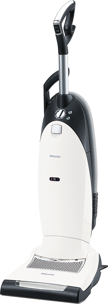 Miele Upright vacuum cleaners With turbobrush and odor filter; ideal for pet lovers.