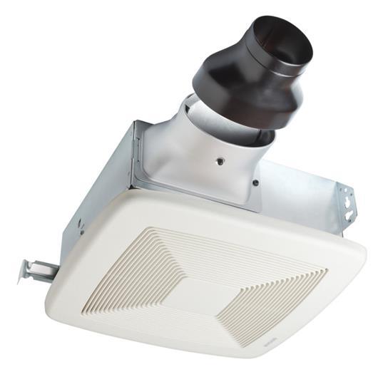 LoProfile™ Ventilation Fan Project Housing Pack