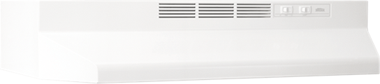 """Broan 30"""" White Non-Ducted Under Cabinet Hood"""