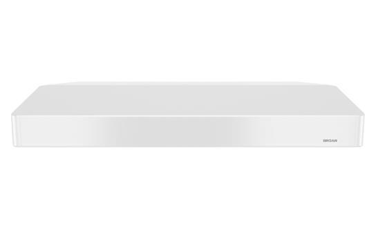 "Model: BNSC130WW | Broan NEW - Tenaya 30"" 250 CFM 1.5 Sones White Range Hood"