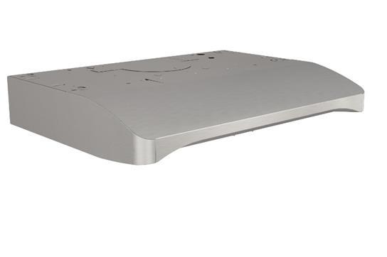 """Broan NEW - Alta 30"""" 250 CFM 1.5 Sones Stainless Steel Range Hood"""