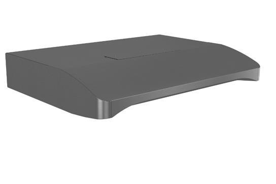 """Broan NEW - Alta 36"""" 300 CFM 1.2 Sones Black Stainless Steel Range Hood"""