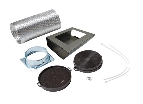 Broan Non-Duct Kit for B58 Model Range Hoods for Lowe's
