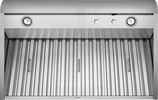 "Model: E6030SS | Broan 30"" 600 CFM Internal Blower Stainless Steel Range Hood"