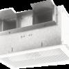 434 CFM High Capacity Ventilator, 2.3 Sones, 120V