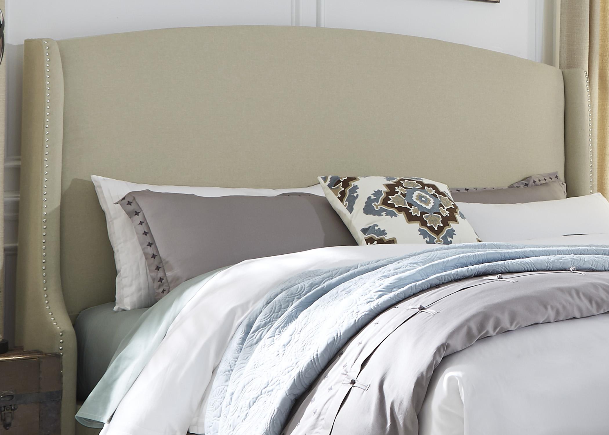 Liberty Furniture Queen Wing Shelter Headboard