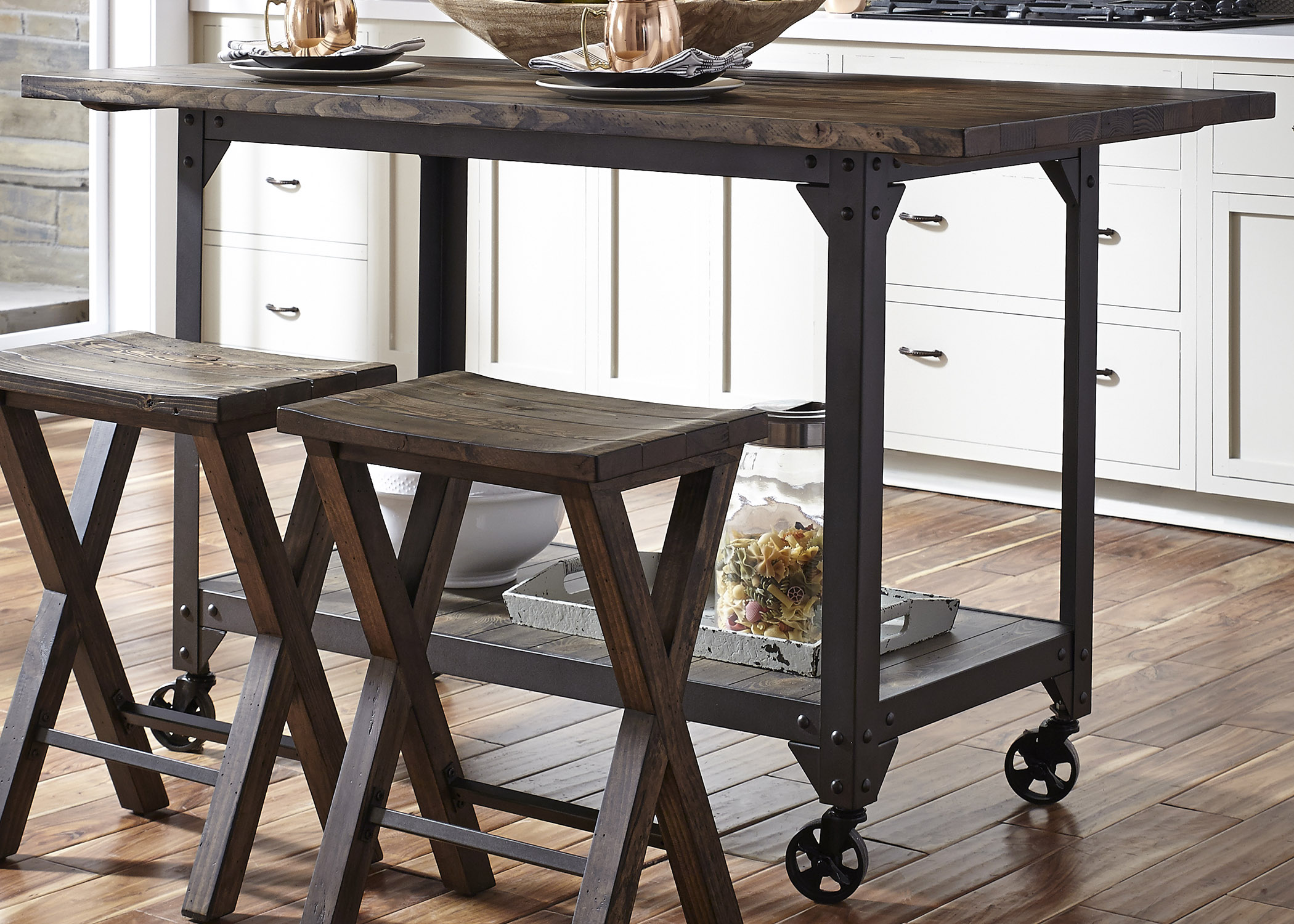 Liberty Furniture Kitchen Island