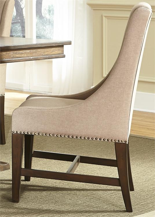 Liberty Furniture Uph Side Chair (RTA)