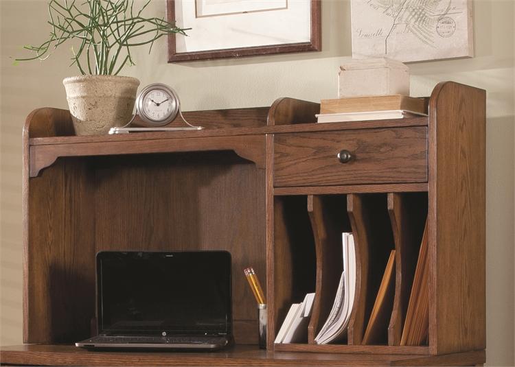 Liberty Furniture Writing Desk Hutch