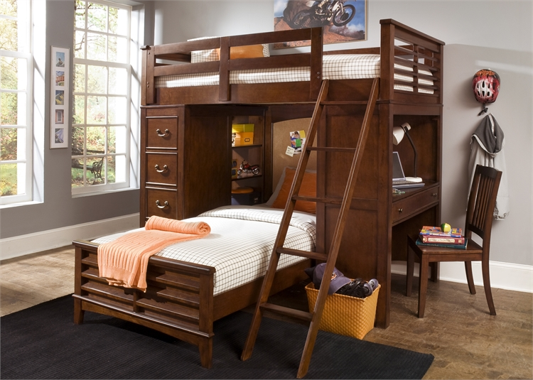 Liberty Furniture Loft Bed Desk