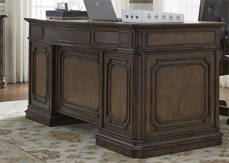 Liberty Furniture Jr. Executive Desk Top